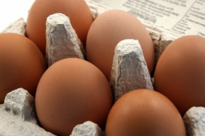 Eating eggs does not affect cholesterol and heart disease risk